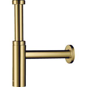 Flowstar S 52105990 Сифон для раковины 330 мм, полированное золото